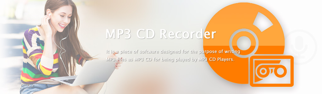 MP3 CD Recorder